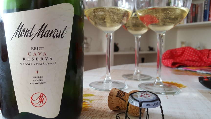 Wine Review: Mont Marcal Brut Reserve Cava