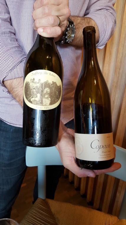 Wines at Gaston Wine Bar