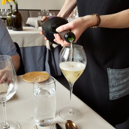 Veuve Forny from a Magnum