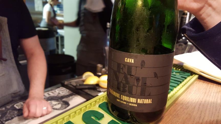 Notes from my Favorite Wine-Bar in Helsinki, LatvaBar
