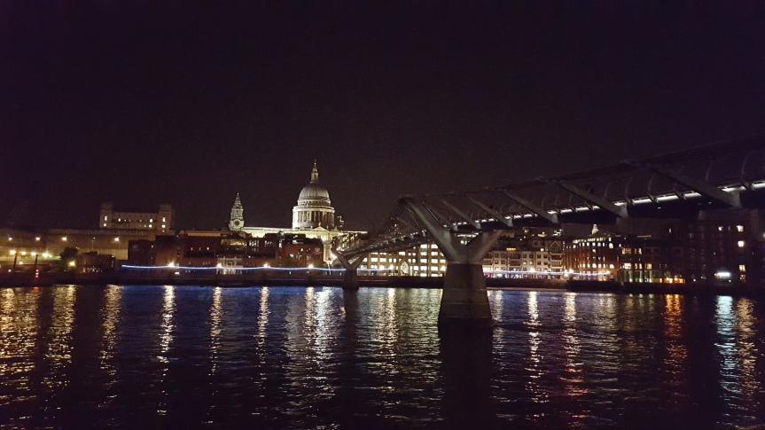 London on myMind