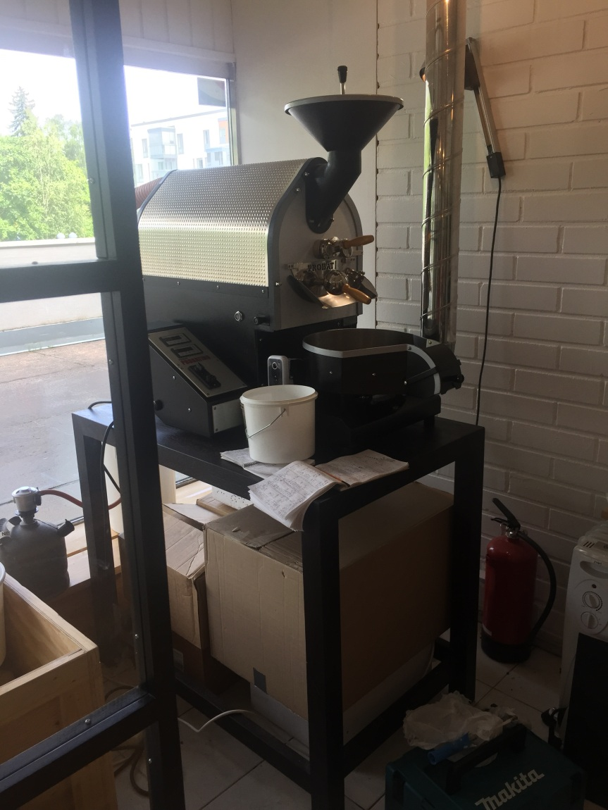 Maja Coffee Roastery: New exciting coffee roaster in Helsinki