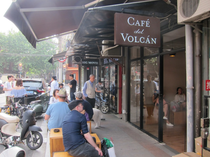 Cafe del Volcan: Still going strong on Shanghai's specialty coffee scene