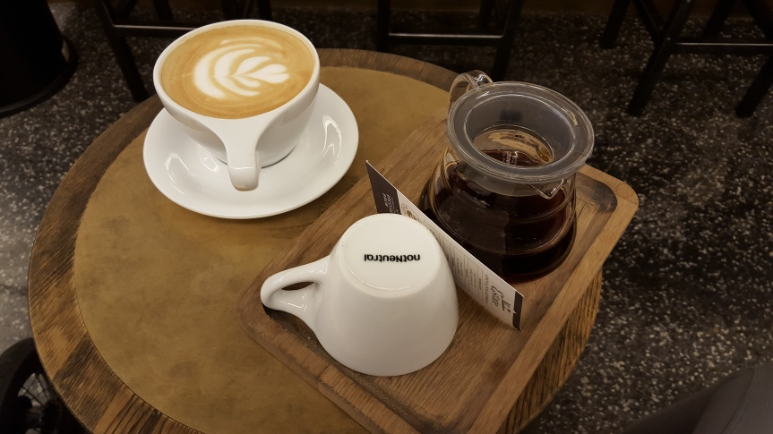 Espresso House in Hötorgshallen (Stockholm) delivering qualitycoffee