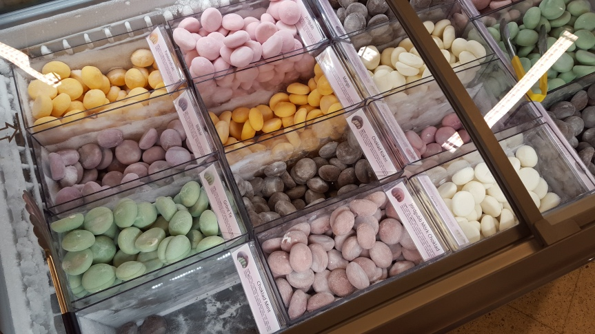 New Mochi ice creams in the supermarket. They look good, but are they?