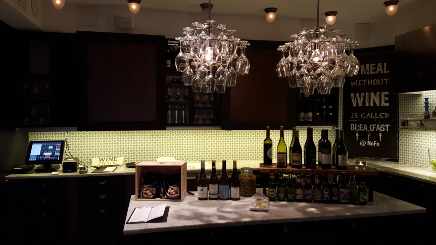 New wine bar in town