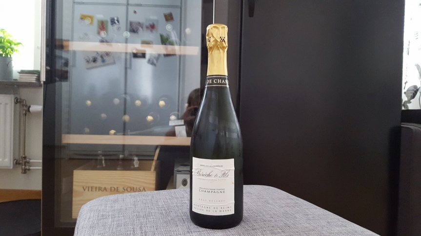 Perhaps one of the best value for money champagnes ever, Bereche & Fils Brut Reserve