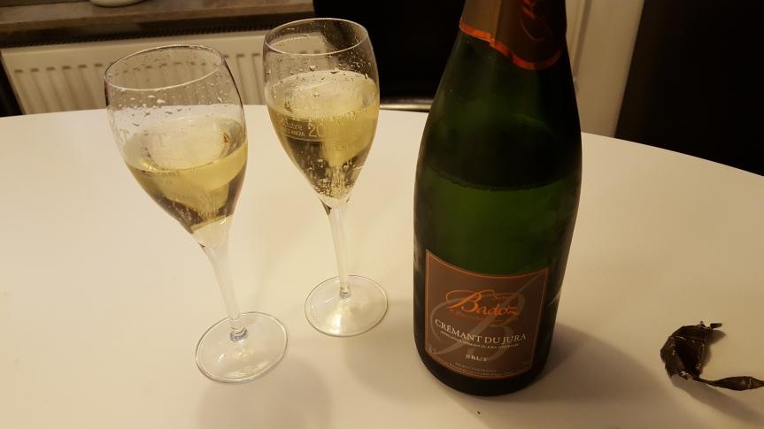 Wine Review: Benoit Badoz Cremant duJura