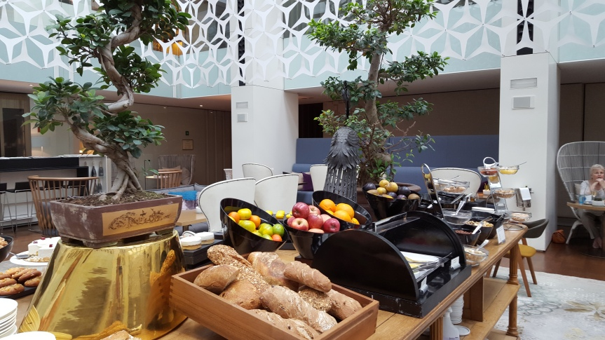 Bubbly Brunch at the Mandarin Oriental, Barcelona