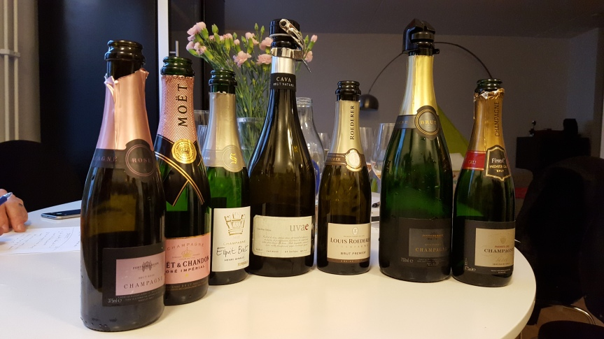 Wineweek 48: Champagne and the Flu