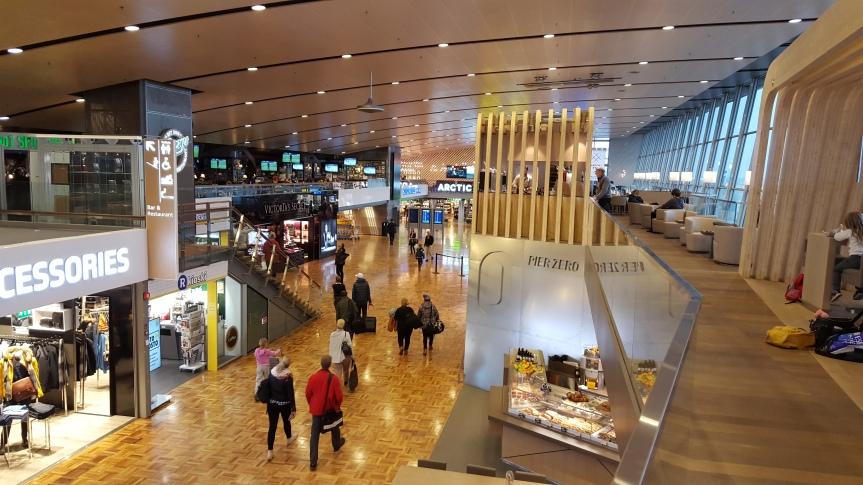Helsinki Airport Terminal 2