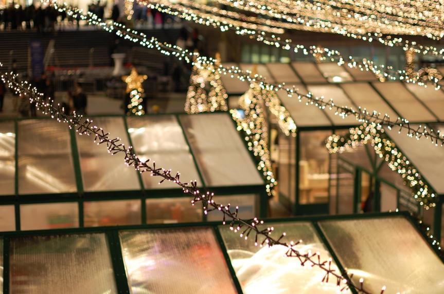Sergelstorg joulumarkkinat. Copyright Soile Vauhkonen