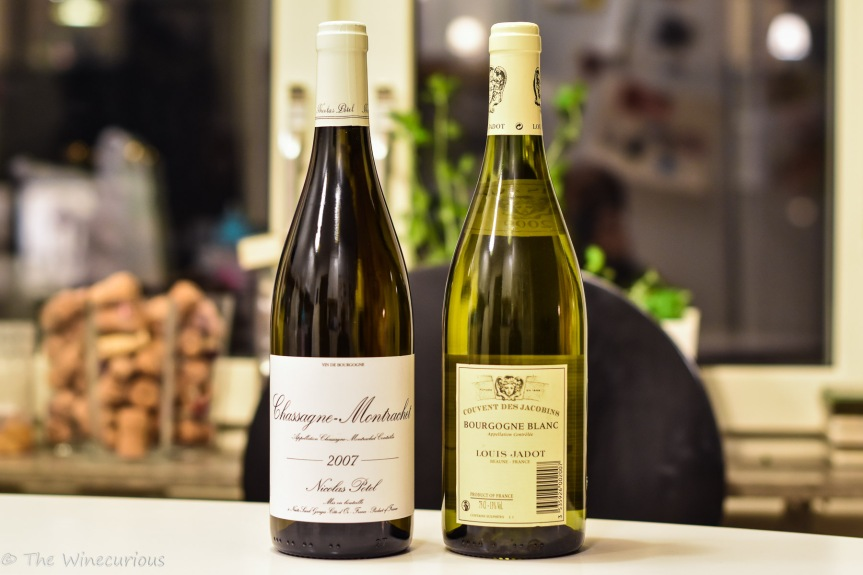 Scratching the Surface on White Burgundy