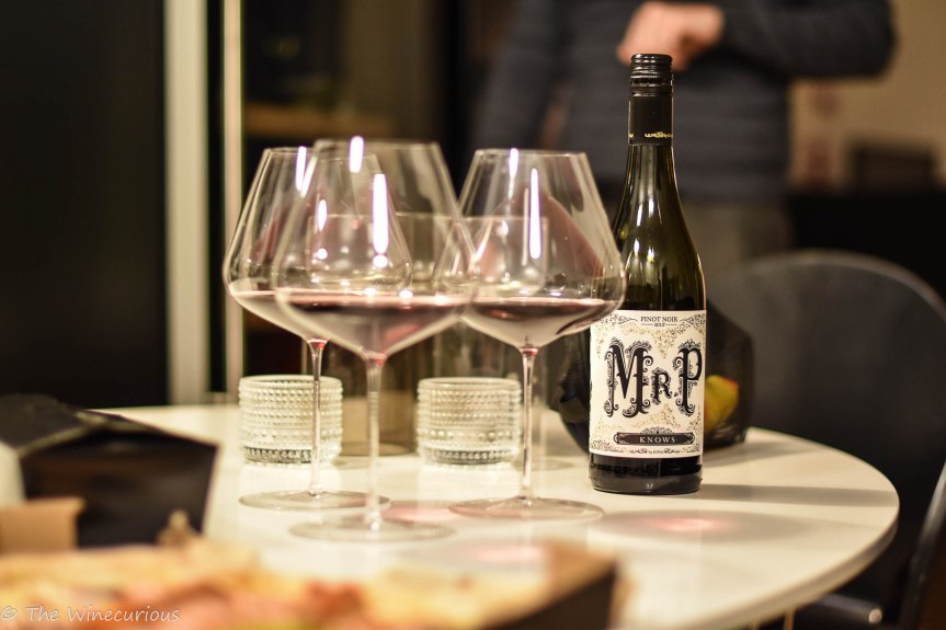 Wine Review: Mr P Knows Pinot Noir
