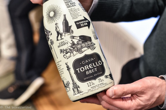 Torelló Brut Reserva Special Edition Barcelona