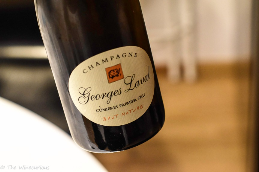 Bubbly Tip of the Week: Georges Laval Cumieres Premier Cru Brut Nature
