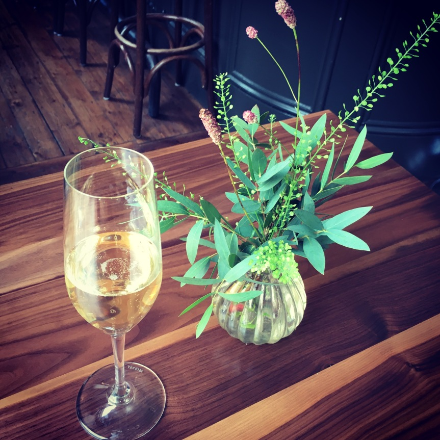 Chartogne-Taillet is the house bubbly at the Clove Club