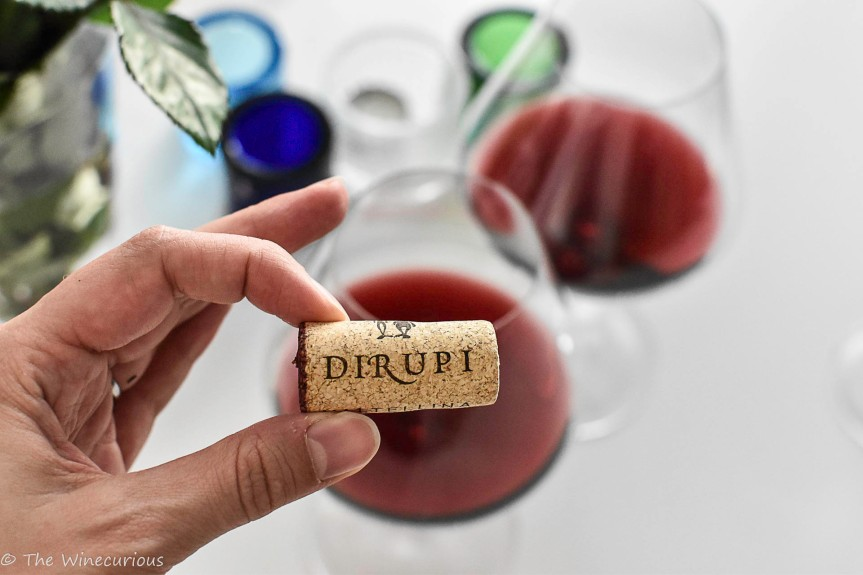 Wine of the Week: Dirupi Olé Rosso diValtellina