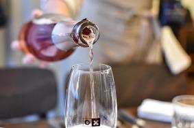 The aperitiff, Fleury Rose de saignee