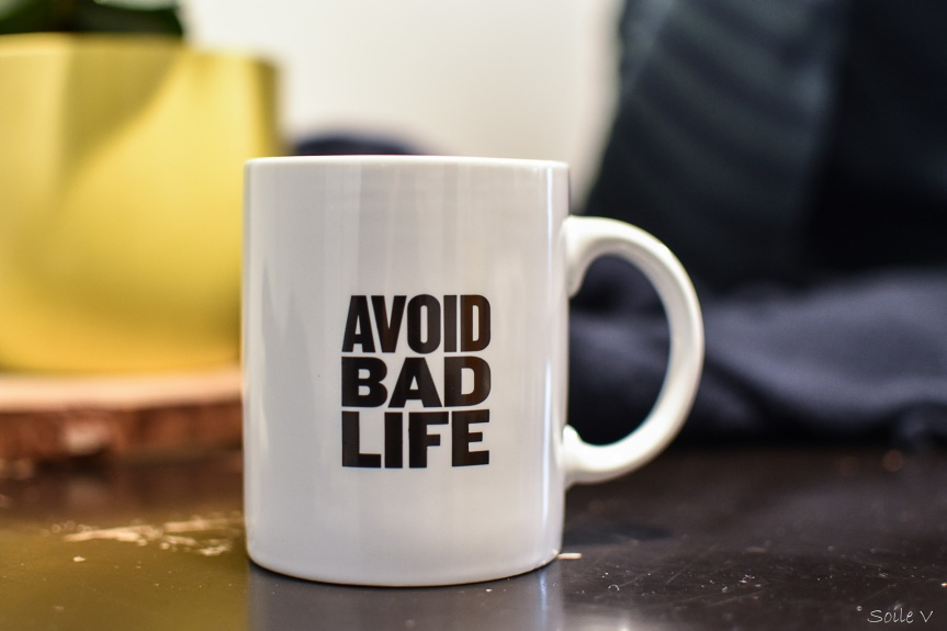 Wineweek 108:Avoiding BadLife