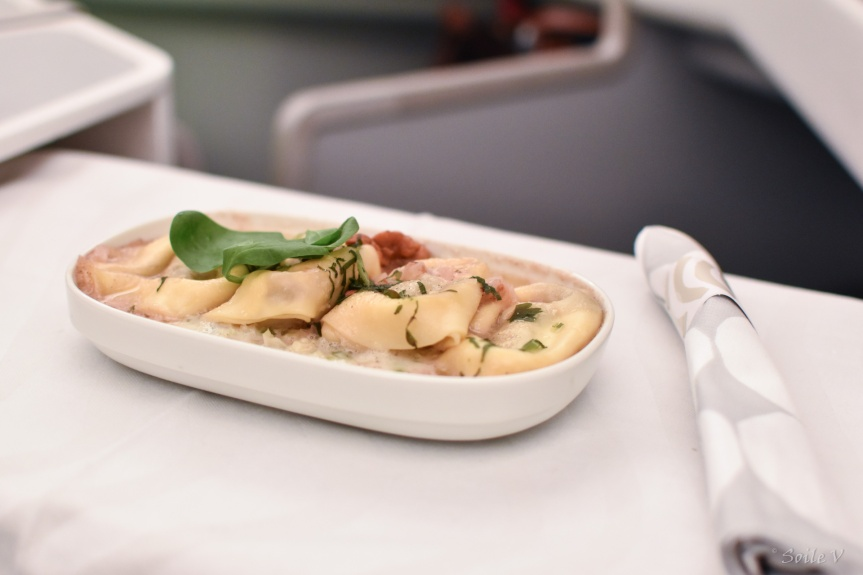 High-flying Wines: Finnair Business Class Helsinki-Bangkok