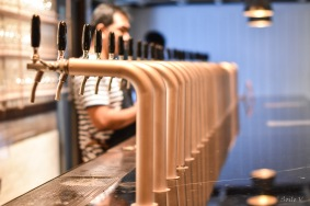 26 different beers on tap