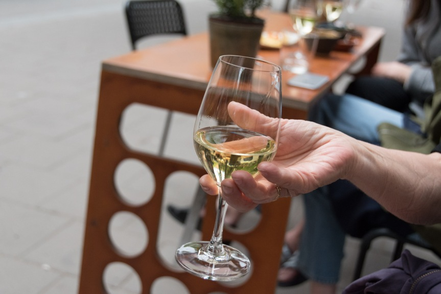 New Wine Bar in Town –Dryck