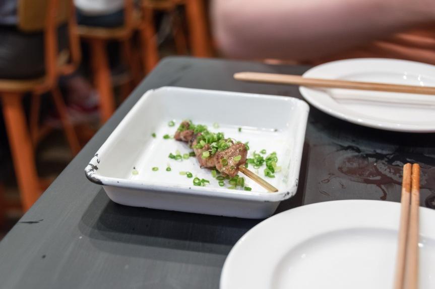 Yakitori and Japanese Cocktails at Yardbird – HongKong