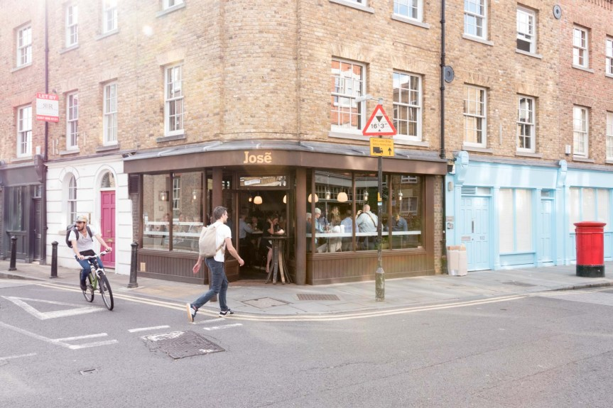 Just based on the looks, Jose could be any tapas bar in Barcelona or Madrid. Picture: Soile Vauhkonen