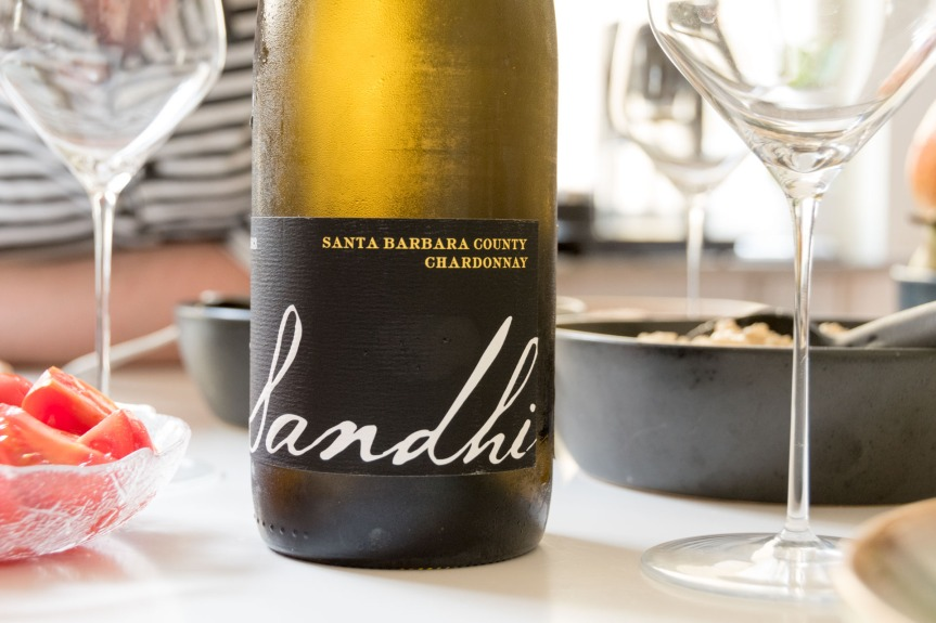 Wine Review – Sandhi Santa Barbara County Chardonnay
