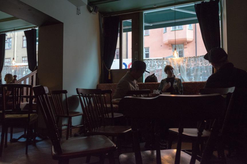 Amber Wines at Ambar –Stockholm