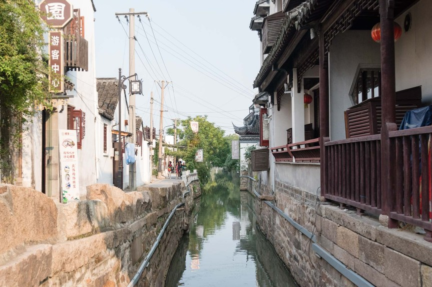 The Silence of Suzhou