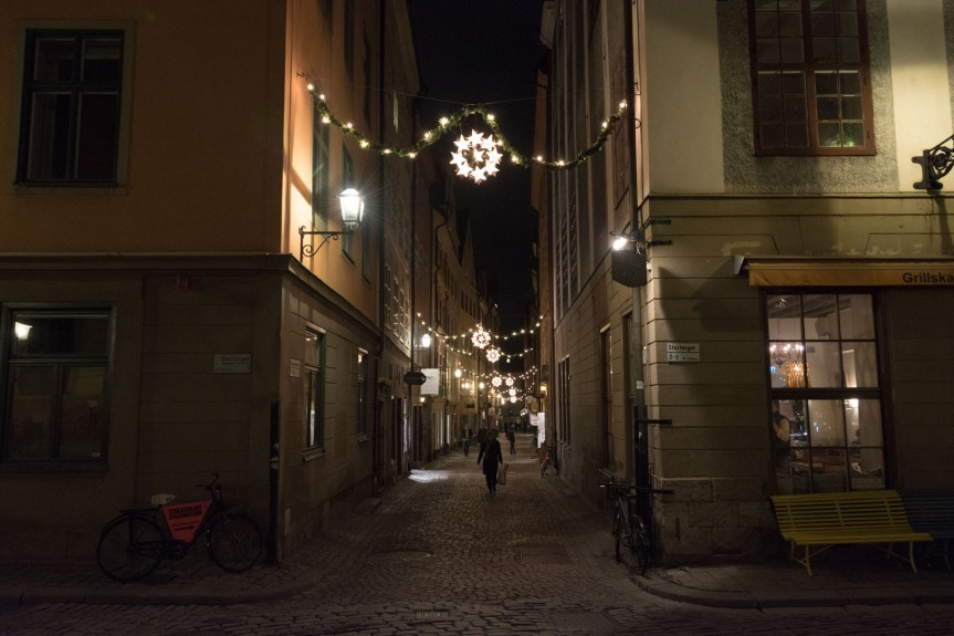 Wineweek 159: Gamla Stan at Night