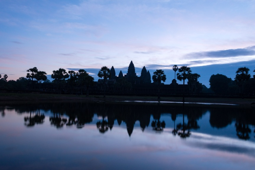 Wineweek 165: Merry Christmas from Angkor Wat