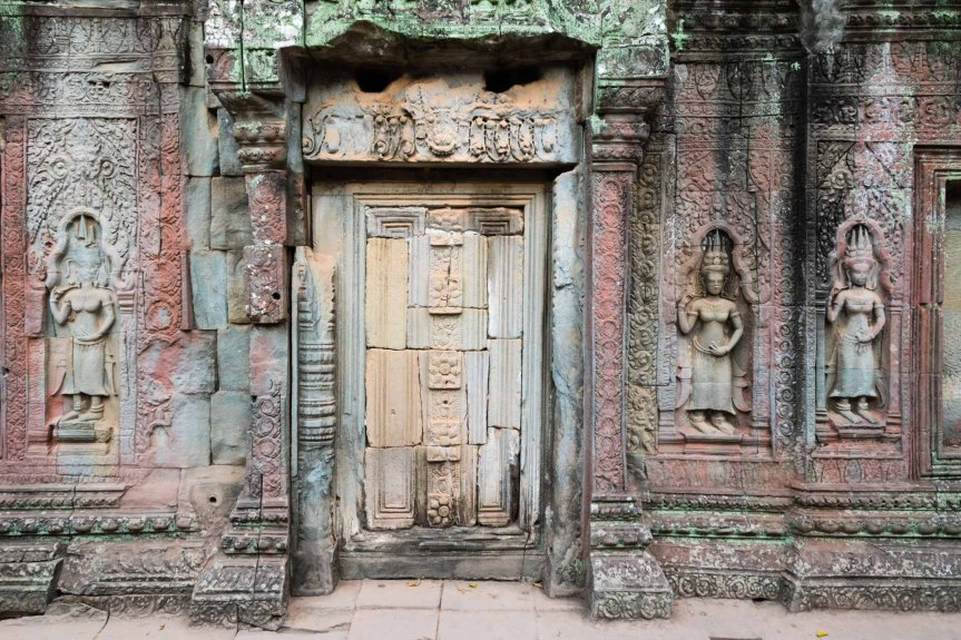 A Closer Look at AngkorWat