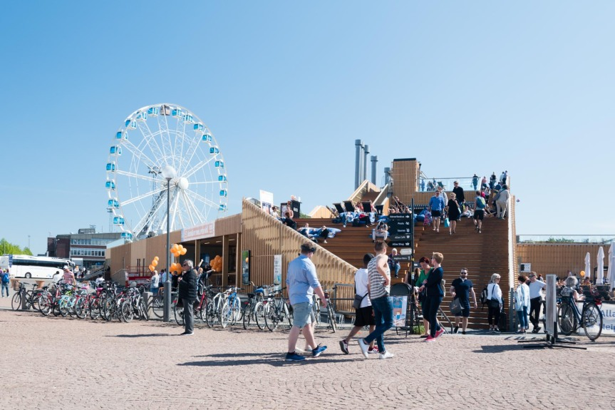 Helsinki Summer City