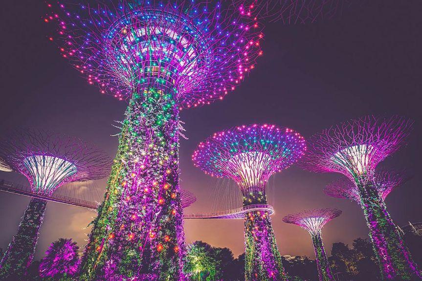 Hello Singapore!