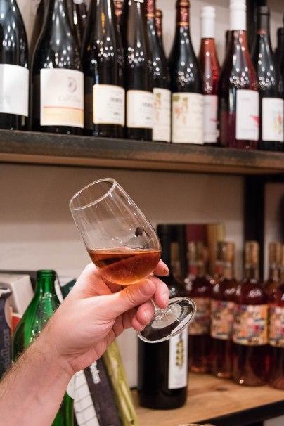 Port wine to finnish. Photo: Soile Vauhkonen