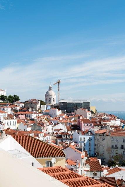 Lisbon views. Photo: Soile Vauhkonen
