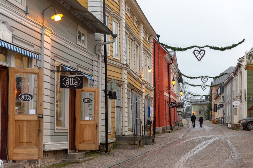 Head Start to Christmas in Porvoo